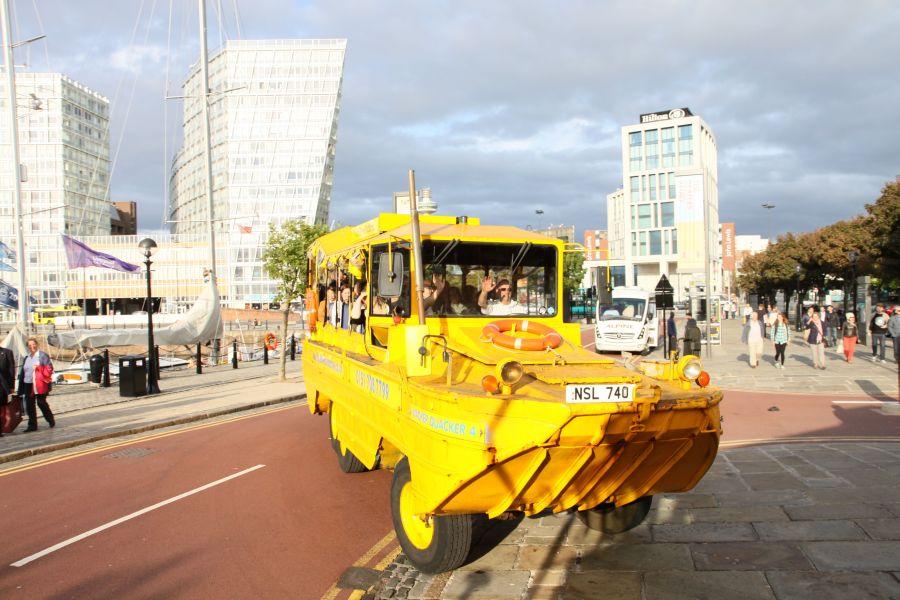 """Das ist eine """"Yellow Duck Marine""""!"""